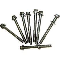 Cylinder Head Bolt, Set of 8