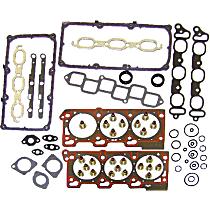 DNJ HGS1145 Engine Gasket Set - Cylinder head, Direct Fit, Set