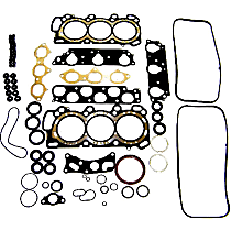 Engine Gasket Set - Cylinder head, Direct Fit, Set