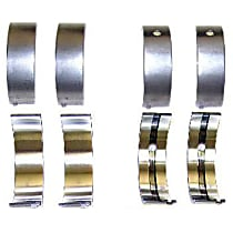 Main Bearing - Direct Fit, Set of 4