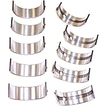 DNJ MB920 Main Bearing - Direct Fit, Set