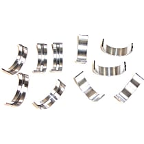 DNJ MB946 Main Bearing - Direct Fit, Set