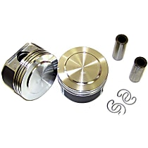 P1101 Piston - Direct Fit, Set of 8