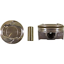 Piston - Direct Fit, Set of 8