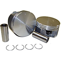P1105 Piston - Direct Fit, Set of 6