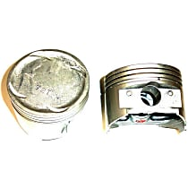 DNJ P126T Piston - Direct Fit, Set of 2