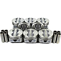 DNJ P3103 Piston - Direct Fit, Set of 8