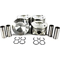 Piston - Direct Fit, Set of 4