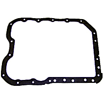 DNJ PG167 Oil Pan Gasket - Cork, Direct Fit, Sold individually