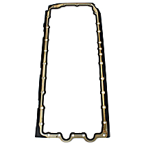 Oil Pan Gasket - Direct Fit, Sold individually