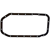 DNJ PG900 Oil Pan Gasket - Cork, Direct Fit, Sold individually