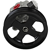 Power Steering Pump - With Pulley, Without Reservoir
