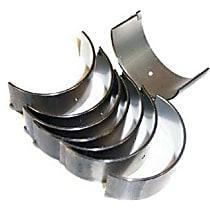 DNJ RB238.10 Rod Bearing Set - Direct Fit, Set of 4