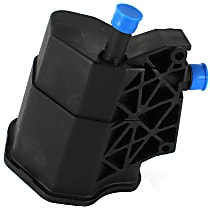 RPS1011 Power Steering Reservoir - Black, Direct Fit, Sold individually