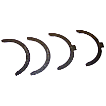 DNJ TW920 Crankshaft Thrust Washer Set - Direct Fit