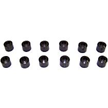DNJ VSS1135 Valve Stem Seal - Direct Fit, Set of 12