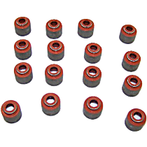 DNJ VSS1154 Valve Stem Seal - Direct Fit, Set of 16