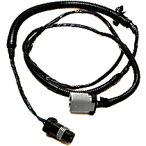 Delphi FA10002 Fuel Pump Wiring Harness - Direct Fit