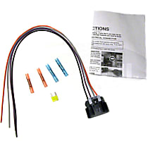FA10003 Fuel Pump Wiring Harness - Direct Fit