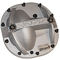 Drake Automotive 5R3Z-4033-B Differential Cover - Natural, Aluminum, Direct Fit, Sold individually