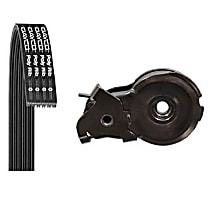5030268K1 Serpentine Belt - Direct Fit, Kit