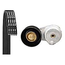 5060815K1 Serpentine Belt - Direct Fit, Kit