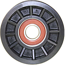 89003 Accessory Belt Idler Pulley - Direct Fit, Sold individually