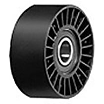 Dayco 89005 Accessory Belt Idler Pulley - Direct Fit, Sold individually