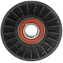 89010 Accessory Belt Idler Pulley - Direct Fit, Sold individually
