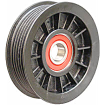 89012 Accessory Belt Idler Pulley - Direct Fit, Assembly