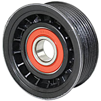 89015 Accessory Belt Idler Pulley - Direct Fit, Sold individually