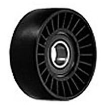 89017 Accessory Belt Idler Pulley - Direct Fit, Sold individually