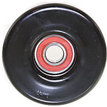 89026 Accessory Belt Idler Pulley - Direct Fit, Sold individually
