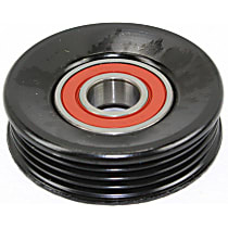 Dayco 89029 Accessory Belt Idler Pulley - Direct Fit, Sold individually