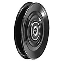 Dayco 89034 Accessory Belt Idler Pulley - Direct Fit, Sold individually