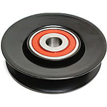 Dayco 89039 Accessory Belt Idler Pulley - Direct Fit, Sold individually