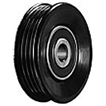 Accessory Belt Idler Pulley - Direct Fit, Assembly