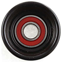 89052 Accessory Belt Idler Pulley - Direct Fit, Sold individually