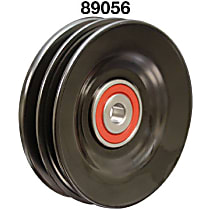 Dayco 89056 Accessory Belt Idler Pulley - Direct Fit, Sold individually