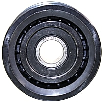 Accessory Belt Idler Pulley - Direct Fit, Sold individually