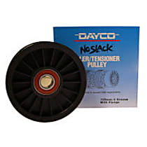 Dayco 89097 Accessory Belt Idler Pulley - Direct Fit, Sold individually