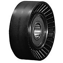 Accessory Belt Idler Pulley - Direct Fit, Sold individually Air Conditioning Alternator and Power Steering