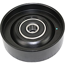 Dayco 89134 Accessory Belt Idler Pulley - Direct Fit, Sold individually