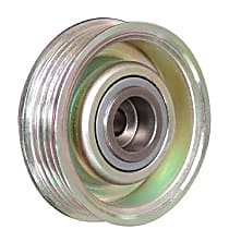 Dayco 89140 Accessory Belt Idler Pulley - Direct Fit, Sold individually