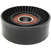 Dayco 89144 Accessory Belt Idler Pulley - Direct Fit, Sold individually