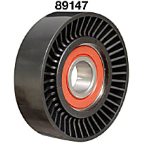 Dayco 89147 Accessory Belt Idler Pulley - Direct Fit, Sold individually