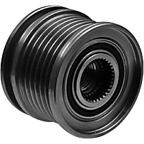 892001 Alternator Pulley - Direct Fit, Sold individually