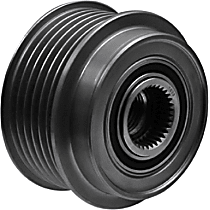 892002 Alternator Pulley - Direct Fit, Sold individually