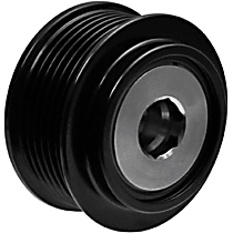 892007 Alternator Pulley - Direct Fit, Sold individually