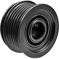 892009 Alternator Pulley - Direct Fit, Sold individually